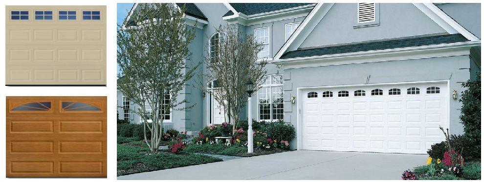 Stratford Series & Doors On Demand / Garage Doors pezcame.com